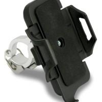 【スマホをサイコン化】 MINOURA(ミノウラ) スマートフォンホルダー [iH-100-S] φ22-29mm対応