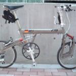 【BD-1】 タイヤをSchwalbe Stelvio(18X1.125)に交換しました!