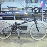 【BIKEFRIDAY(バイクフライデー)】 ポケロケの試乗に伺う【高崎まで】