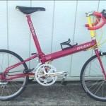 ヤフオク!|Bike Friday バイクフライデー Pocket Rocket ジャンク¥89000スタート!
