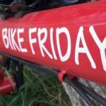 【BIKEFRIDAY(バイクフライデー)】 迷わず問い合わせする事をお勧めします!