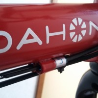 【2004 DAHON BOARDWALK】20インチチューブラー仕様完成\(^o^)/ 【重量8.42kg】