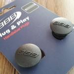 BBB バーエンド バーエンドプラグ&プレイ ブラック BBE-50 447700 【ハンドル内径15mm〜19mmまで対応】