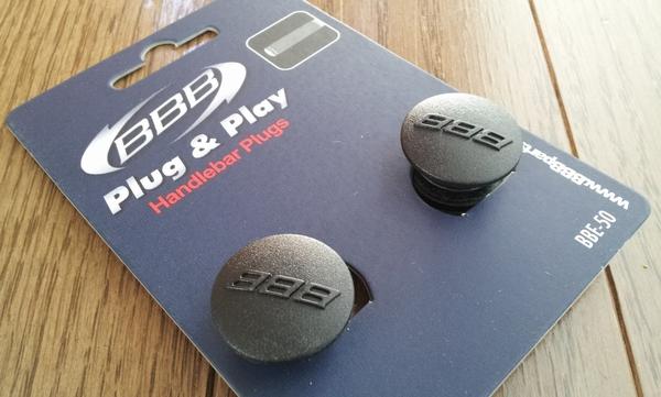BBB バーエンド バーエンドプラグ&プレイ ブラック BBE-50 447700【ハンドル内径15mm〜19mmまで対応】