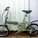 ヤフオク!|Panasonic 折りたたみ自転車 ライトウィング 7段