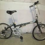 ヤフオク!|DAHON board walk 折畳み自転車 20inch