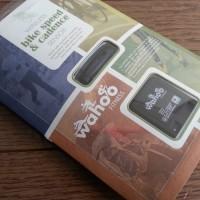 【スマホをサイコン化】 Wahoo ANT+ BikeSpeed & Cadence Sensor+IpBike ANT+アプリ