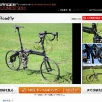 【DOPPELGANGER(ドッペルギャンガー)111】 ドッペルギャンガー・ユーザーズ・バイクコンテスト 2013【祝入賞(^○^)】