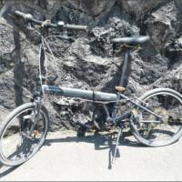 ヤフオク!|DAHON ダホン SPEED P8 折りたたみ自転車