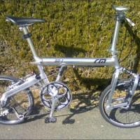 ヤフオク!|中古 R&M 折り畳み自転車 BD-1 20インチ改 美品