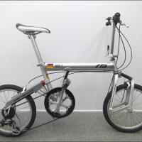 ヤフオク!|BD-1 シルバー 1999年製 折り畳み自転車