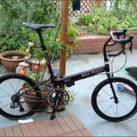 【¥1スタート!】ヤフオク!|Bike Friday Pocket Rocket Di2 電動10速 完成車