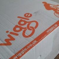 【M801FC】wiggleとかいろんなとこから荷物到着!