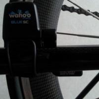 【スマホをサイコン化】wahoo スピード・ケイデンスセンサーをカーボンミニベロに取り付け【Bluetooth】