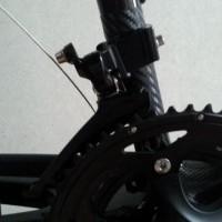 【M801FC】フルカーボンミニベロ 組み立て⑫【FD取り付け】