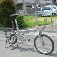 ヤフオク!|DAHON 20インチ Visette ビテス アルミ軽量モデル!