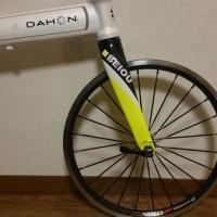 【2013 DAHON Archer】beiou16インチカーボンフォークを購入しました【使えるの?】