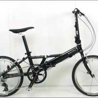 ヤフオク!|DAHON ヘリオス SL 折り畳み自転車 ブラック【超軽量8.7kg!】
