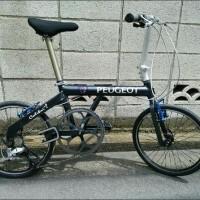 ヤフオク!|Peugeot コリブリ18 カスタム済【20インチ仕様!】