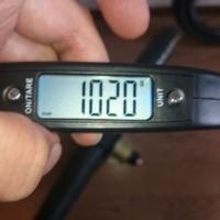 【小径車用ホイール・タイヤ】18インチCAPREOホイールの重量測定【タイヤを組んだ総重量は?】
