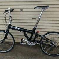 ヤフオク!|FRIDAY X フライデー ミニベロ【BikeFridayの兄弟ブランドか何かですか?】