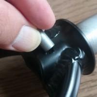 【2013 DAHON Archer】16インチ用アルミフォーク 塗装しましたが・・・【忘れていたことが(´Д`; )】