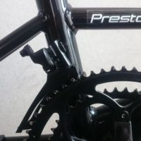 【2016 DAHON Presto SLモドキ】FD取り付けできるのでしょうか?【フロントダブル化その3】